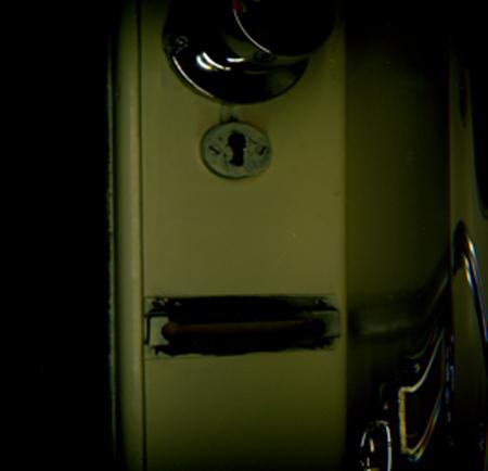 The Menacing Keyhole