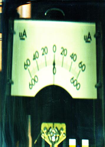 Grunge Meter