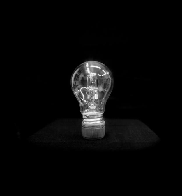 Lightbulb print version